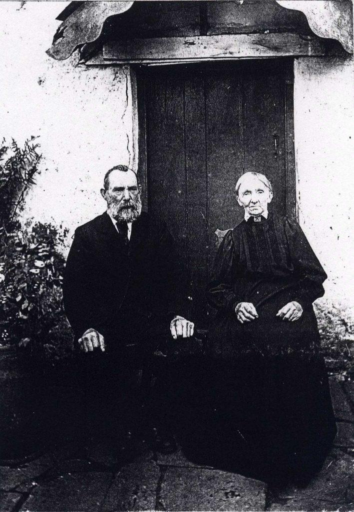 Wm and Martha Morgan